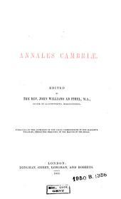 Annales Cambriae