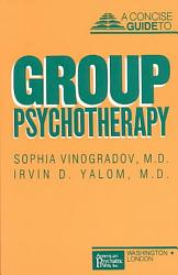 Concise Guide to Group Psychotherapy PDF