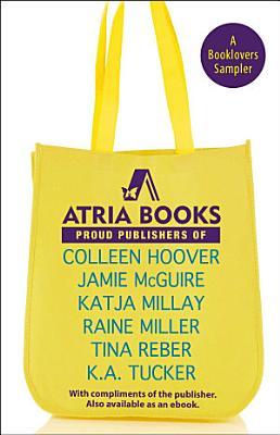 Atria Books  A Booklovers Sampler