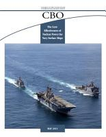 Cost Effectiveness of Nuclear Power for Navy Surface Ships PDF