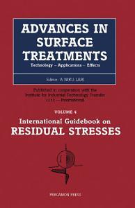 Residual Stresses