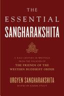 The Essential Sangharakshita