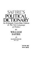 Safire s Political Dictionary PDF