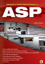 Criação de sites profissionais em ASP