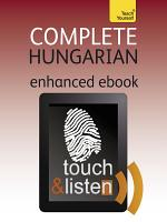 Complete Hungarian  Teach Yourself PDF