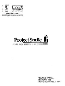 Project Smile PDF