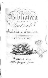 Biblioteca teatrale italiana e straniera. Volume 1.-: Volume 3, Volume 3