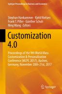 Customization 4.0