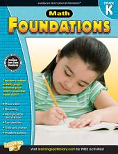Math Foundations, Grade K