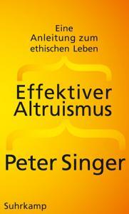 Effektiver Altruismus PDF