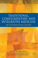 Traditional, Complementary and Integrative Medicine