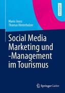 Social Media Marketing und  Management im Tourismus PDF