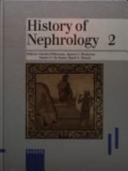 History Of Nephrology 2 Book PDF