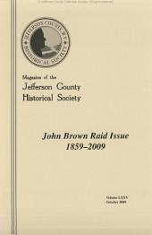 Jefferson County Historical Society Magazine (2009)
