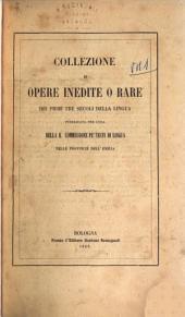 Bandi lucchesi del secolo decimoquarto: tratti dai registri del R. Archivio di stato in Lucca