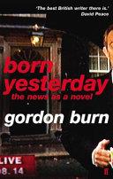 Born Yesterday Book PDF