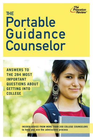 The Portable Guidance Counselor