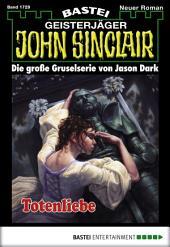 John Sinclair - Folge 1729: Totenliebe
