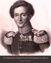 Der feldzug 1812 in Russland und die befreiungskriege von 1813-15