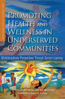 Promoting Health and Wellness in Underserved Communities PDF