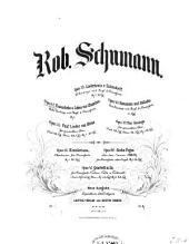 Frauenliebe u. Leben von Chamisso: acht Gesänge mit Begl. d. Pianoforte ; op. 42