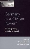 Germany as a Civilian Power  PDF