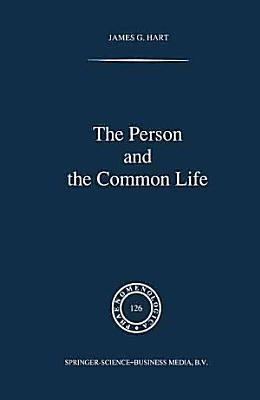 The Person and the Common Life PDF