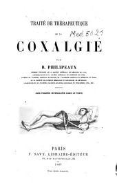Traité de thérapeutique de la coxalgie