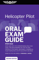 Helicopter Pilot Oral Exam Guide PDF