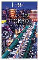 Lonely Planet Best of Tokyo 2020 PDF