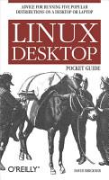 Linux Desktop Pocket Guide PDF