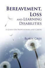 Bereavement  Loss and Learning Disabilities PDF