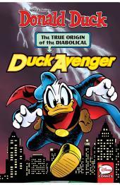 Donald Duck, Vol. 2: The Diabolical Duck Avenger