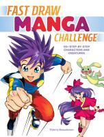 Fast Draw Manga Challenge PDF