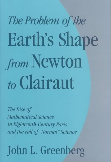 The Problem of the Earth's Shape from Newton to Clairaut