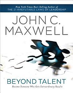 Beyond Talent Book