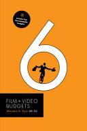 Film + Video Budgets