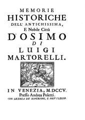 Historiae urbium et regionum Italiae rariores: Volume 31
