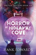 Horror At Hideaway Cove Book PDF