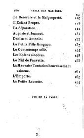 Abrégé de L'ami des enfans: Volumes3à4