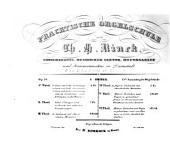 Pracktische Orgelschule: 15te Sammlung der Orgelstücke ; op. 55. 12 kurze und leichte zweistimmige, 12 kurze und leichte dreistimmige, 12 kurze und leichte vierstimmige Sätze als Vorübungen und 36 Präludien in allen Tonarten. 1