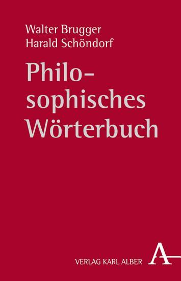 Philosophisches W  rterbuch PDF