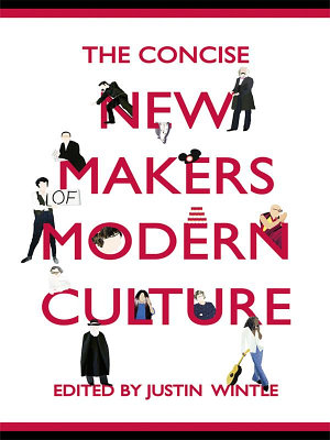 The Concise New Makers of Modern Culture PDF