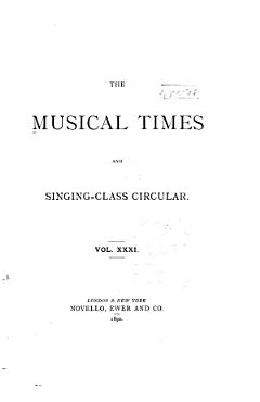 The Musical Times PDF