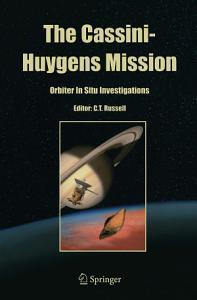 The Cassini Huygens Mission