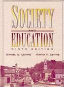 Society and Education PDF
