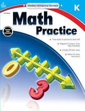Math Practice, Grade K