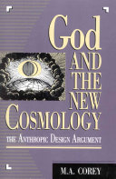 God and the New Cosmology