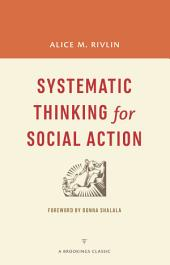 Systematic Thinking for Social Action