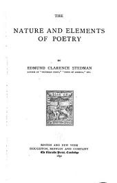 The Nature and Elements of Poetry